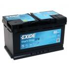 Exide EFB 80Ah EL800 Start-Stop Autobatterie