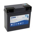 Exide Bike Gel 12-19 G19 Motorradbatterie 12V 19Ah für BMW mit ABS