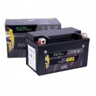 Intact 12V 8,5Ah 12-10B-4, YTZ10S Motorradbatterie 50922 Gel FA einsatzbereit