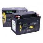 Intact 12V 10Ah 12-12A-BS Gel Motorradbatterie YT12A-BS 51013