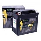Intact 12V 12Ah 12-14-BS, YTX14-BS Motorradbatterie 51214 Gel FA einsatzbereit