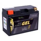 Intact 12V 8Ah Gel Motorradbatterie Bike-Power GEL12-9B-4