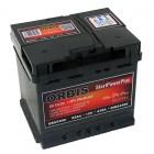 Orbis 12V 52Ah 470A StartPowerPlus BS55200 Autobatterie