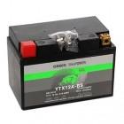 Orbis Motorradbatterie 12V 10Ah Gel YTX12A-BS GEL12-12A-BS