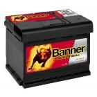 Banner P6009 Power Bull 60Ah 540A Autobatterie