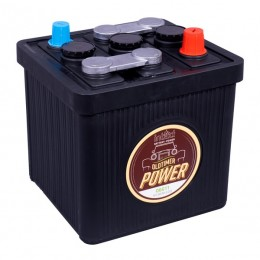 Intact Oldtimer Power 66Ah 6V 06611 Autobatterie