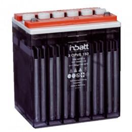 OPzS 150Ah 12V Standby / Solar Blockbatterie