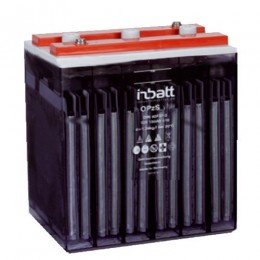 OPzS 250Ah 6V Standby Blockbatterie