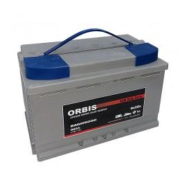 Orbis BAGM90DC AGM Deep Cycle 90Ah 12V