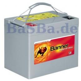 Banner SBG12-80 80Ah 12V GEL Standby Batterie