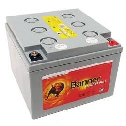 Banner SBG12-26 26Ah 12V GEL Standby Batterie