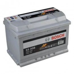Bosch S5 008 77Ah 780A Autobatterie