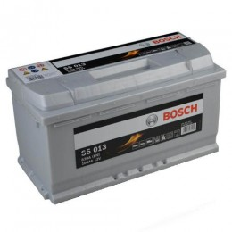 Bosch S5 013 100Ah 830A Autobatterie