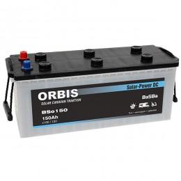 Orbis BSo150 Deep Cycle Solar-Power DC 12V 150Ah Solarbatterie
