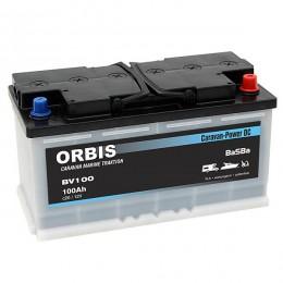 Orbis BV100 Caravan-Power Dual DC 12V 100Ah