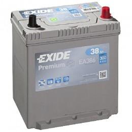 Exide EA406 Premium 40Ah Autobatterie
