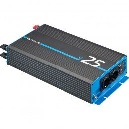 Ective SI254 24V 230V reiner Sinus Wechselrichter 2500W