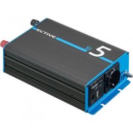Ective SI52 12V 230V reiner Sinus Wechselrichter 500W