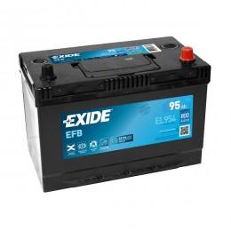 Exide EFB 95Ah EL954 Start-Stop Asia Autobatterie