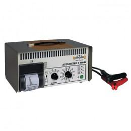 Elektron Accumeter S500-D Batterie-Schwerlastprüfgerät