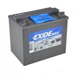 Exide G30 GEL Bike 12V 30Ah GEL12-30 Rasentraktorbatterie
