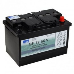 Sonnenschein GF 12 50 V Gel Motive Power 12V 50Ah