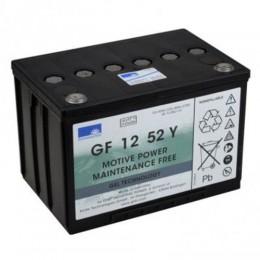 Sonnenschein GF 12 052 YO Dryfit 12V 52Ah Traktion