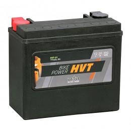 Intact HVT-01 12V 20Ah YTX20L-BS Motorradbatterie FA AGM