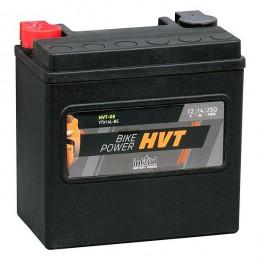 Intact HVT-03 12V 14Ah YTX14L-BS Motorradbatterie FA AGM