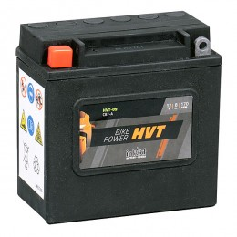 Intact HVT-09 12V 7Ah YB7-A Motorradbatterie FA AGM