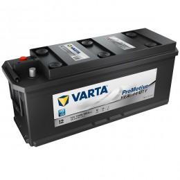 Varta ProMotive Heavy Duty 110Ah 12V I2 (Black) LKW-Batterie