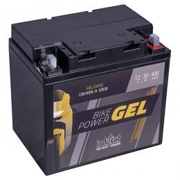 Intact 12V 30Ah Gel Motorradbatterie Bike-Power GEL53030
