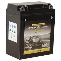 Intact 12V 12Ah 12-12A-4A-1, YB12A-A Motorradbatterie 51211 Gel FA einsatzbereit