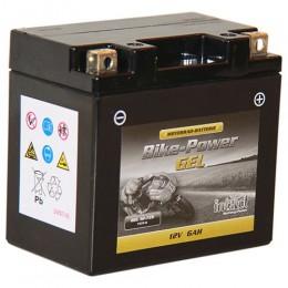 Intact 12V 6Ah Gel Motorradbatterie Bike-Power GEL12-7Z-S