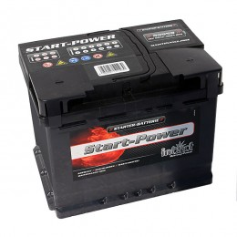 Intact 55559 Start-Power 55Ah 420A 12V Autobatterie