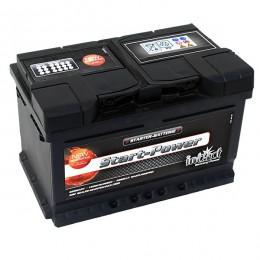 Intact 57113 Start-Power 71Ah 680A 12V Autobatterie