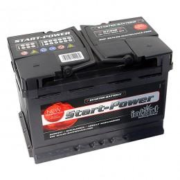 Intact 57412 Start-Power 74Ah 680A 12V Autobatterie