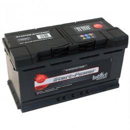 Intact 60044 Start-Power 100Ah 830A 12V Autobatterie
