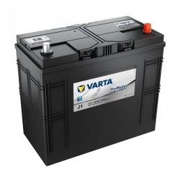 Varta ProMotive Heavy Duty 125Ah 12V J1 (Black) LKW-Batterie