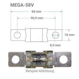 MEGA Sicherung 58V von 80 bis 500A
