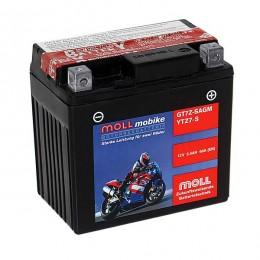 Moll mobike AGM GT7Z-S YTZ7-S Motorradbatterie 12V 5,5Ah
