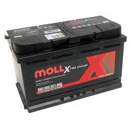 Moll 84085 X-TRA Charge 85Ah 12V Autobatterie