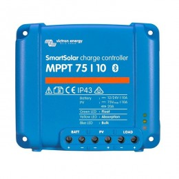 Victron SmartSolar MPPT 75/10 Solarladeregler 12/24V 10A