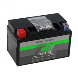 Orbis 12V 6Ah GEL YTX7A-BS 50615 Motorradbatterie