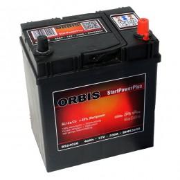 Orbis BS54026 StartPowerPlus Autobatterie 40Ah