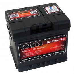 Orbis BS54402 StartPowerPlus Autobatterie 44Ah