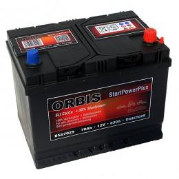 Orbis BS57029 StartPowerPlus Autobatterie 70Ah