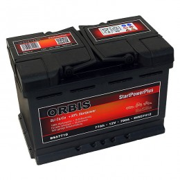 Orbis BS57710 StartPowerPlus Autobatterie 77Ah