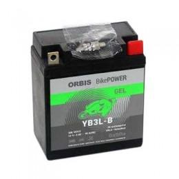 Orbis Roller-Batterie 12V 3Ah Gel YB3L-B GEL12-3L-B