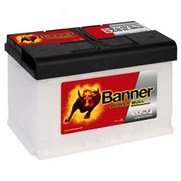 Banner Pro P8440 Power Bull PROfessional 84Ah Autobatterie